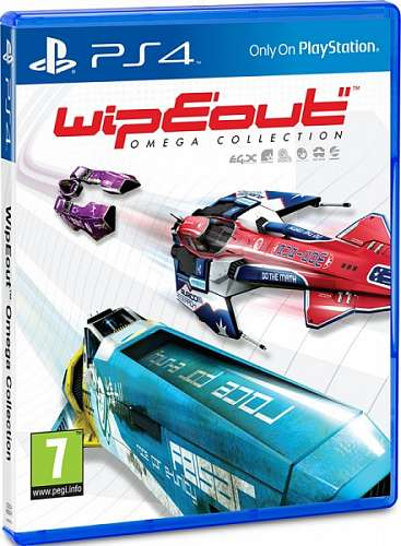 _SONY WipEout Omega Collection [русская версия]__